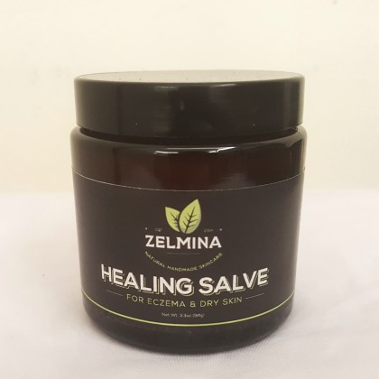 Zelmina - Healing Salve (Jar)