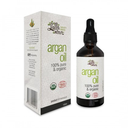 Zelmina - Argan Oil