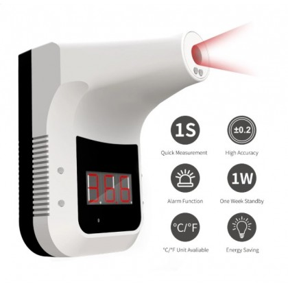 Contactless Thermometer Infrared Scanner